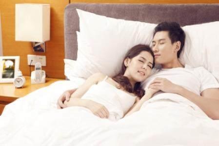 男人跟女人之间的感情,有的时候只需要舒服就可以了。