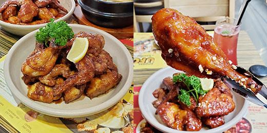 如果你的女朋友在减肥,那就带她去香港的贡乃烤鸡店吃晚餐吧
