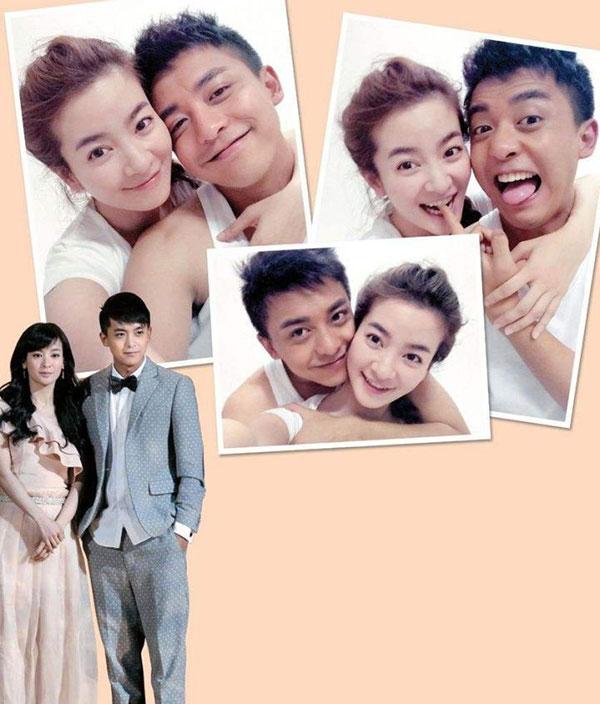 李晟虽然整盅老公,可她爱老公却又爱得非常无私。