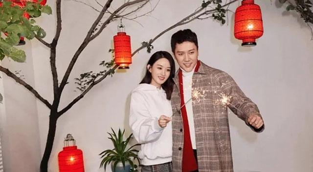 赵丽颖和冯绍峰曝出离婚