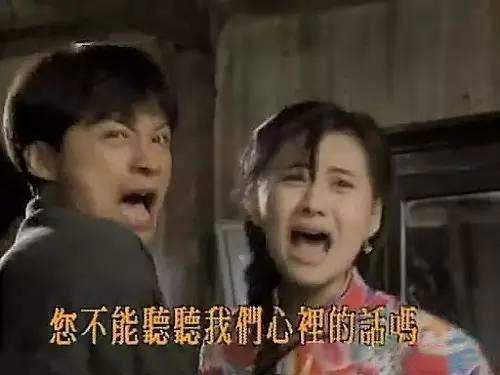 """琼瑶剧的主题就是""""离巢的冲突"""""""